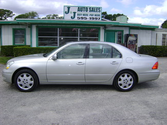 2002 Lexus LS 430 in Fort Pierce, FL