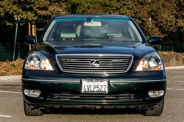 2002 Lexus LS 430 Reseda, CA 2