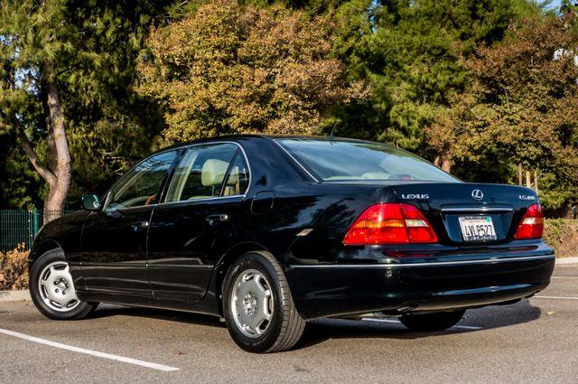 2002 Lexus LS 430 Reseda, CA 6