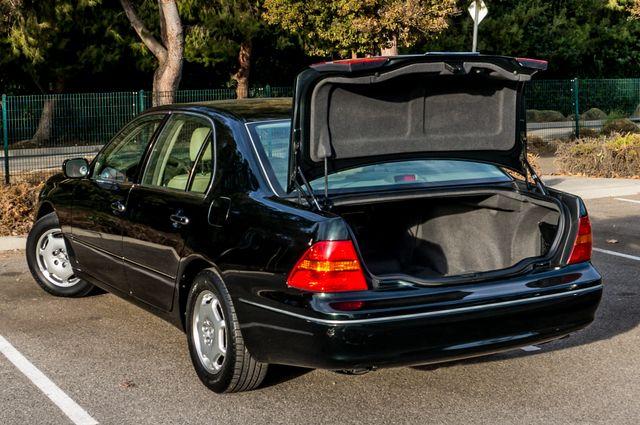 2002 Lexus LS 430 Reseda, CA 8