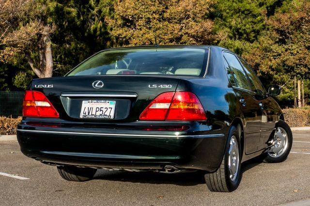 2002 Lexus LS 430 Reseda, CA 7