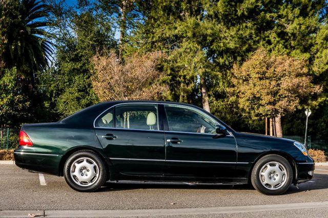 2002 Lexus LS 430 Reseda, CA 5