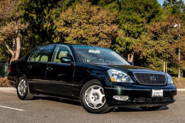 2002 Lexus LS 430 Reseda, CA 3