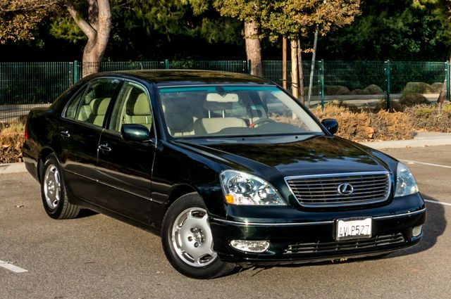2002 Lexus LS 430 Reseda, CA 40