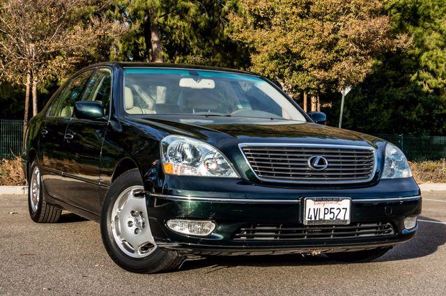2002 Lexus LS 430 Reseda, CA 39
