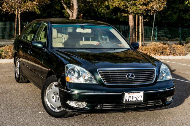 2002 Lexus LS 430 Reseda, CA 38