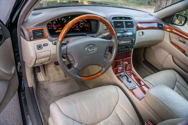 2002 Lexus LS 430 Reseda, CA 12