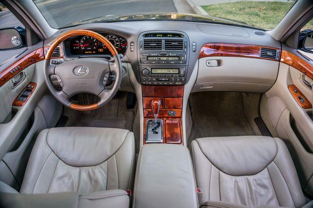2002 Lexus LS 430 Reseda, CA 15