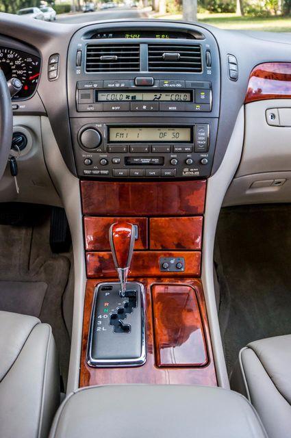 2002 Lexus LS 430 Reseda, CA 20