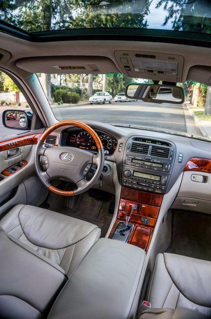 2002 Lexus LS 430 Reseda, CA 32