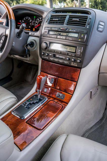 2002 Lexus LS 430 Reseda, CA 19