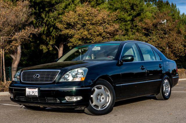 2002 Lexus LS 430 Reseda, CA 1