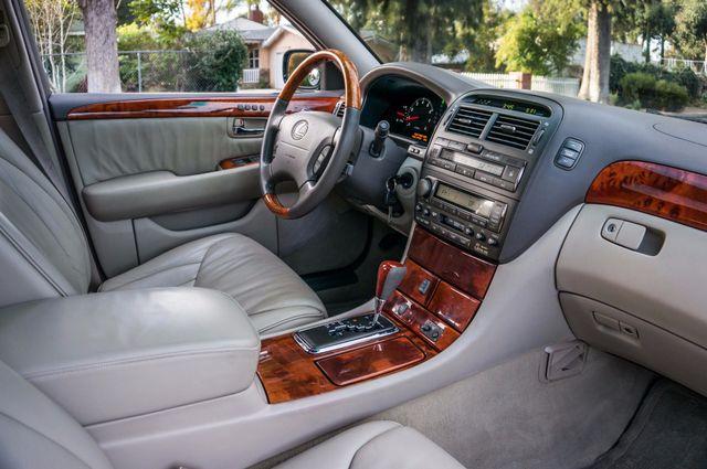 2002 Lexus LS 430 Reseda, CA 29