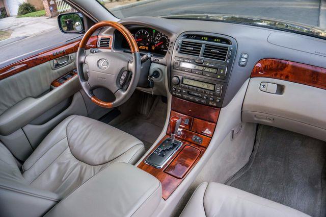 2002 Lexus LS 430 Reseda, CA 30