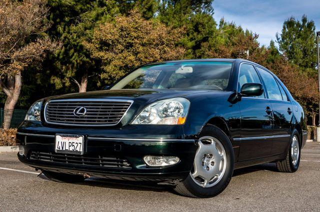 2002 Lexus LS 430 Reseda, CA 36