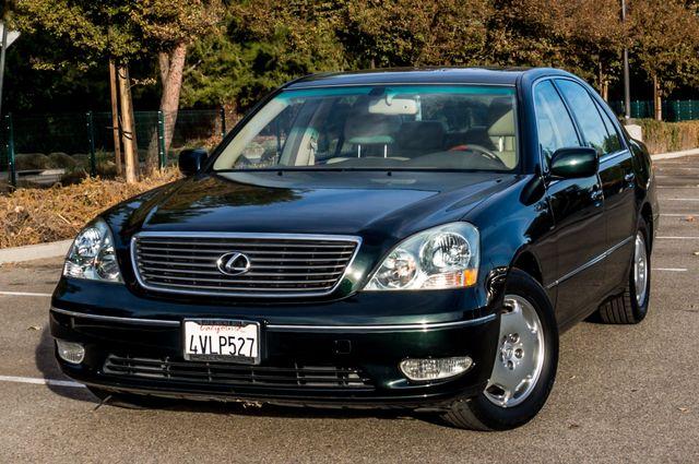 2002 Lexus LS 430 Reseda, CA 37