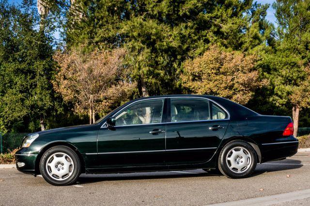 2002 Lexus LS 430 Reseda, CA 4
