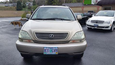 2002 Lexus RX 300 4WD Coach Edition  | Ashland, OR | Ashland Motor Company in Ashland, OR