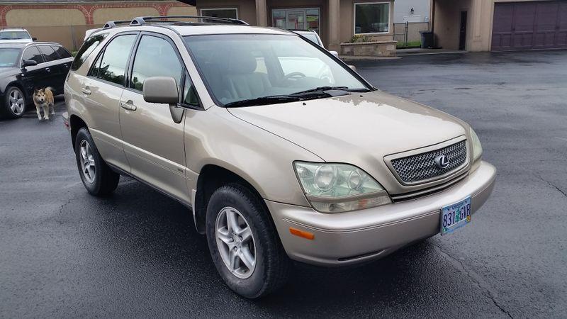 2002 Lexus RX 300 4WD Coach Edition  | Ashland, OR | Ashland Motor Company in Ashland OR