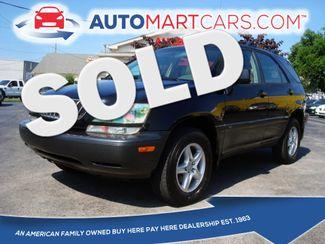 2002 Lexus RX 300  | Nashville, Tennessee | Auto Mart Used Cars Inc. in Nashville Tennessee
