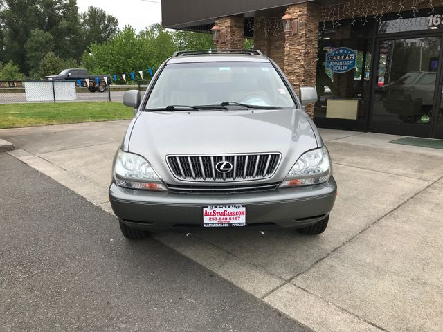 2002 Lexus RX 300 New Price Clean CARFAX Silver 2002 Lexus RX 300 AWD 4-Speed Automatic 30L V6