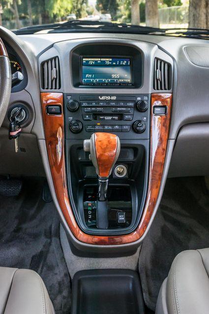 2002 Lexus RX 300 Reseda, CA 20
