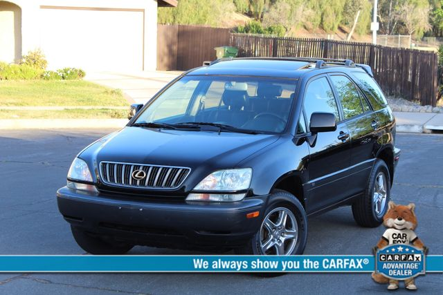 2002 Lexus RX 300 SPORT UTILITY AUTOMATIC 1-OWNER SERVICE RECORDS NEW TIRES! Woodland Hills, CA 0