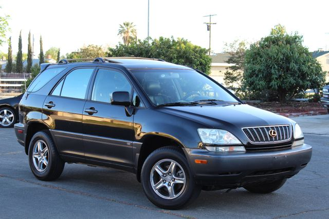 2002 Lexus RX 300 SPORT UTILITY AUTOMATIC 1-OWNER SERVICE RECORDS NEW TIRES! Woodland Hills, CA 8