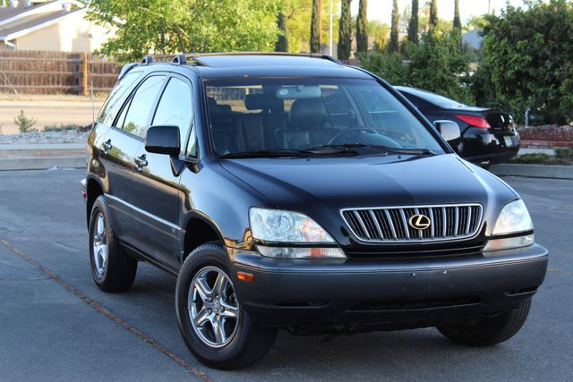 2002 Lexus RX 300 SPORT UTILITY AUTOMATIC 1-OWNER SERVICE RECORDS NEW TIRES! Woodland Hills, CA 9
