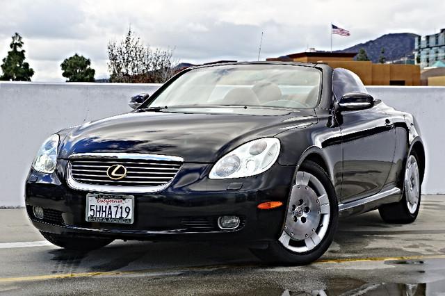 2002 Lexus SC 430 Burbank, CA 0