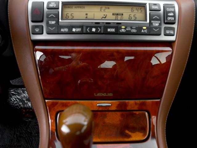 2002 Lexus SC 430 Burbank, CA 27