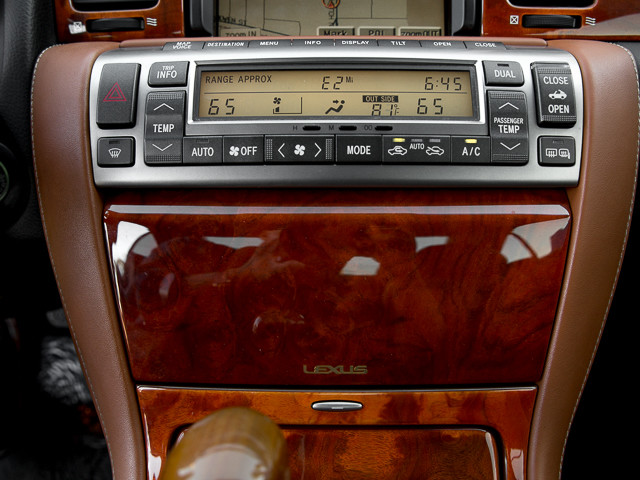 2002 Lexus SC 430 Burbank, CA 28