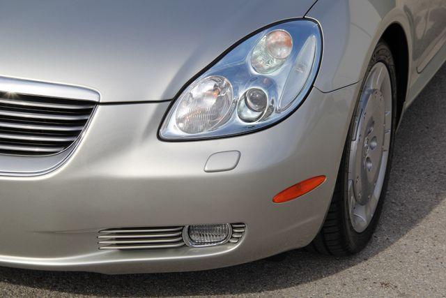 2002 Lexus SC 430 Jacksonville , FL 16