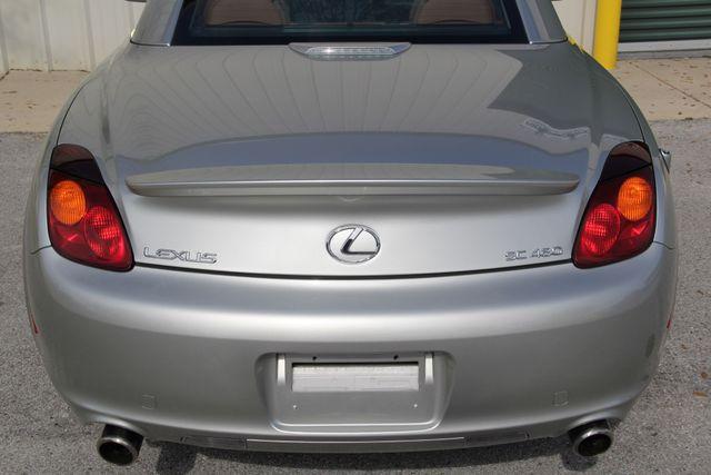 2002 Lexus SC 430 Jacksonville , FL 23
