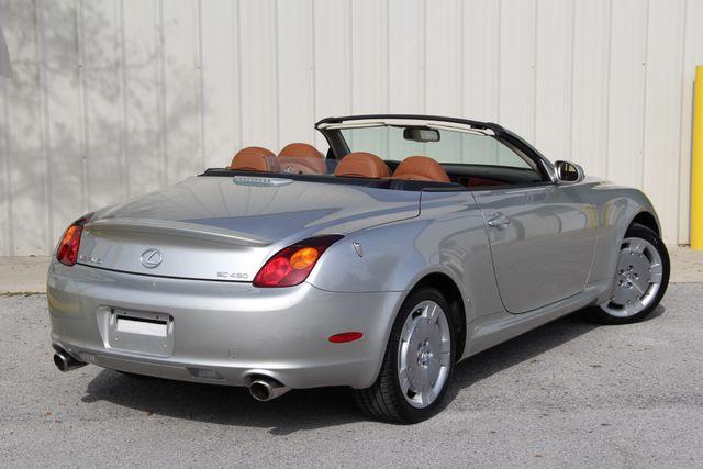2002 Lexus SC 430 Jacksonville , FL 3