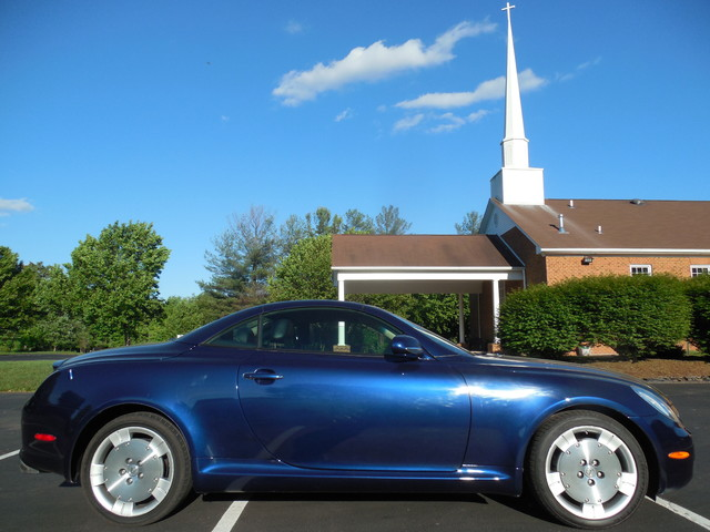 2002 Lexus SC 430 Leesburg, Virginia 5
