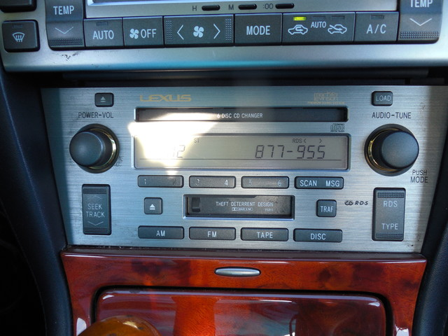2002 Lexus SC 430 Leesburg, Virginia 16