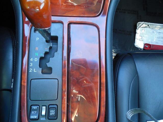 2002 Lexus SC 430 Leesburg, Virginia 17