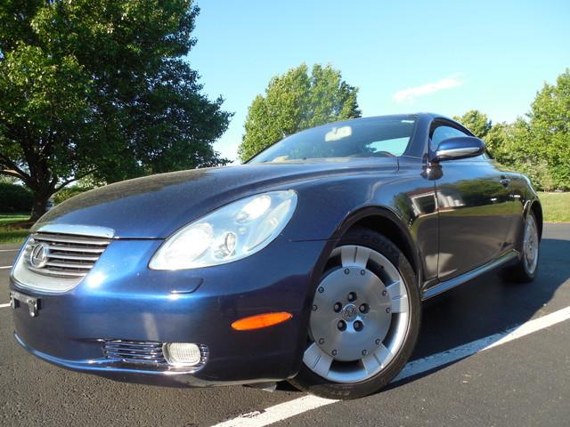 2002 Lexus SC 430 Leesburg, Virginia 1