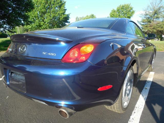 2002 Lexus SC 430 Leesburg, Virginia 2
