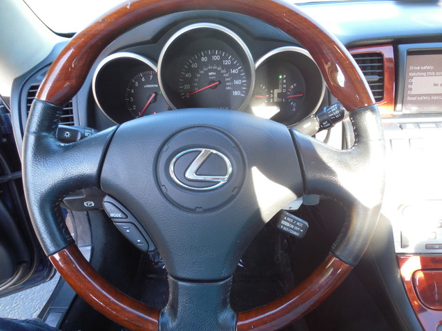 2002 Lexus SC 430 Leesburg, Virginia 10
