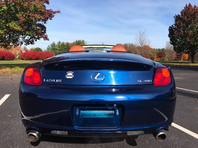 2002 Lexus SC430 Leesburg, Virginia 15