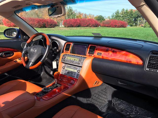 2002 Lexus SC430 Leesburg, Virginia 24