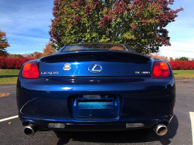 2002 Lexus SC430 Leesburg, Virginia 13