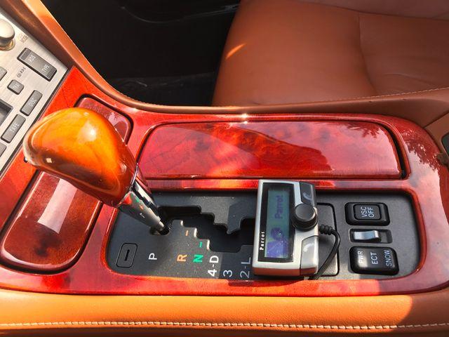 2002 Lexus SC430 Leesburg, Virginia 36
