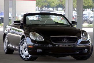 2002 Lexus SC 430* Convertible* NAV* HTD Seats* EZ Finance**   Plano, TX   Carrick's Autos in Plano TX