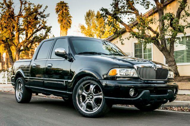 2002 Lincoln Blackwood Reseda, CA 3
