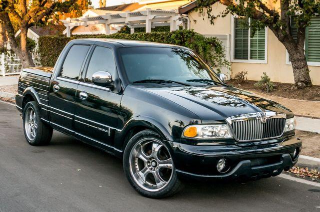 2002 Lincoln Blackwood Reseda, CA 48