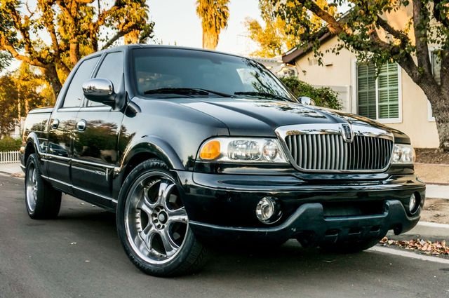 2002 Lincoln Blackwood Reseda, CA 47