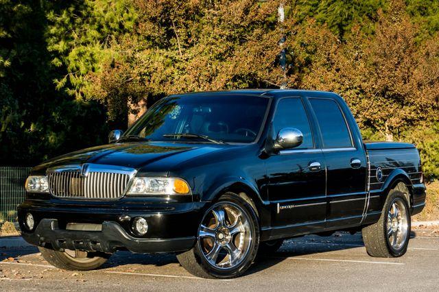 2002 Lincoln Blackwood Reseda, CA 39